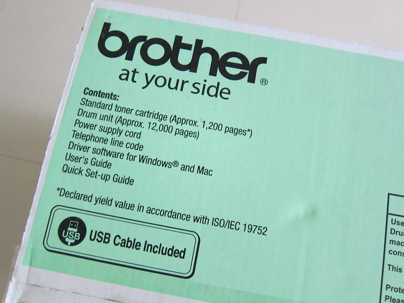 Brother Printer MFC7860DW Wireless Monochrome Printer with Scanner, Copier & Fax