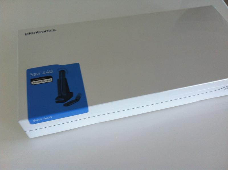Plantronics Savi W440A-M Microsoft Lync Headset