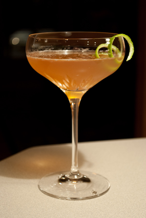 Countrypolitan Cocktail, photo © 2010 Douglas M. Ford. All rights reserved.