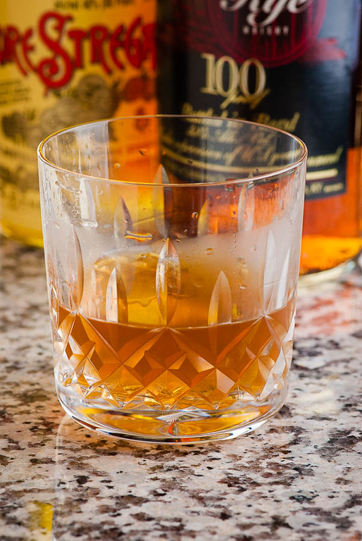 The Rye Witch Cocktail, photo © 2012 Douglas M. Ford. All rights reserved.