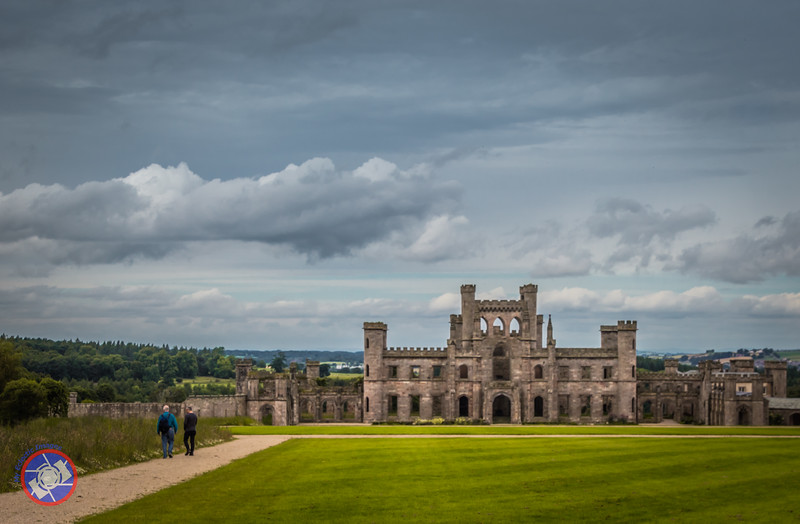 Lowther Castle Viewed from the Gardens (©simon@myeclecticimages.com)