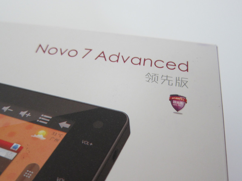 Ainol Novo 7 Advanced Tablet