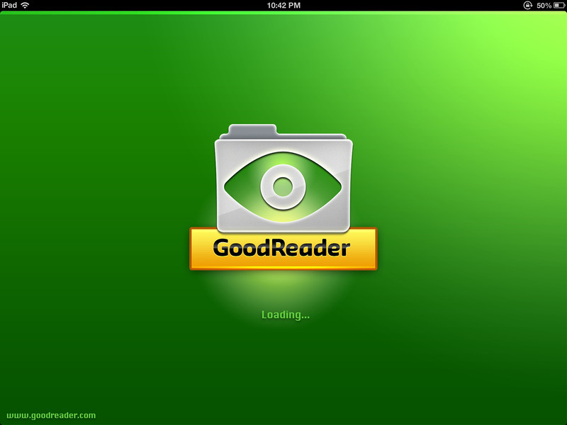 Downloading Torrents on iPad with GoodReader