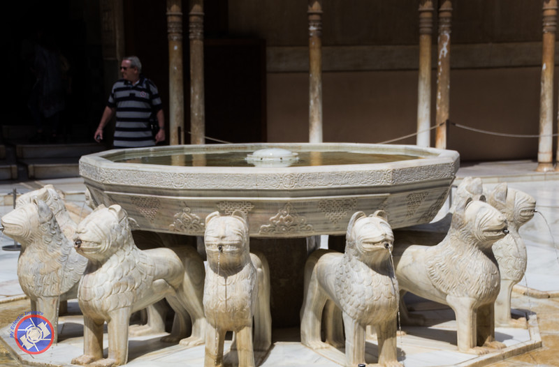 The Fountain of 12 Lions within the Harem (©simon@myeclecticimages.com)