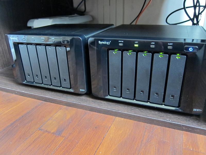 Synology DX510 5-Bay Expansion Unit