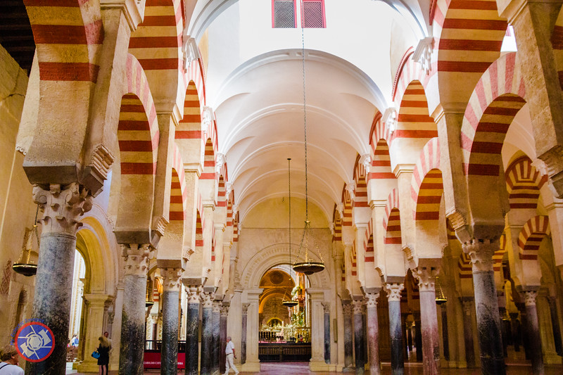 Part of the Grand Mosque in Cordoba (©simon@myeclecticimages.com)