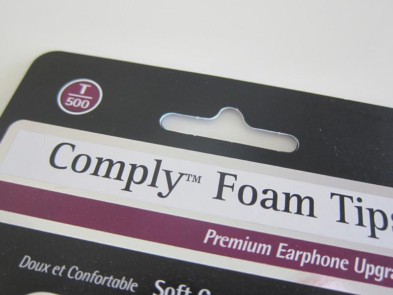Comply T-500 Foam Tips