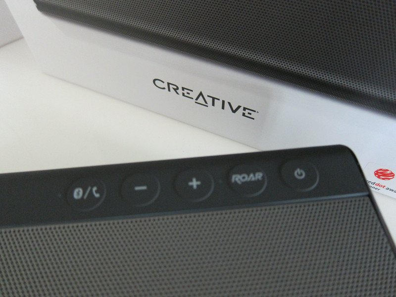 Creative Roar Wireless Speakers