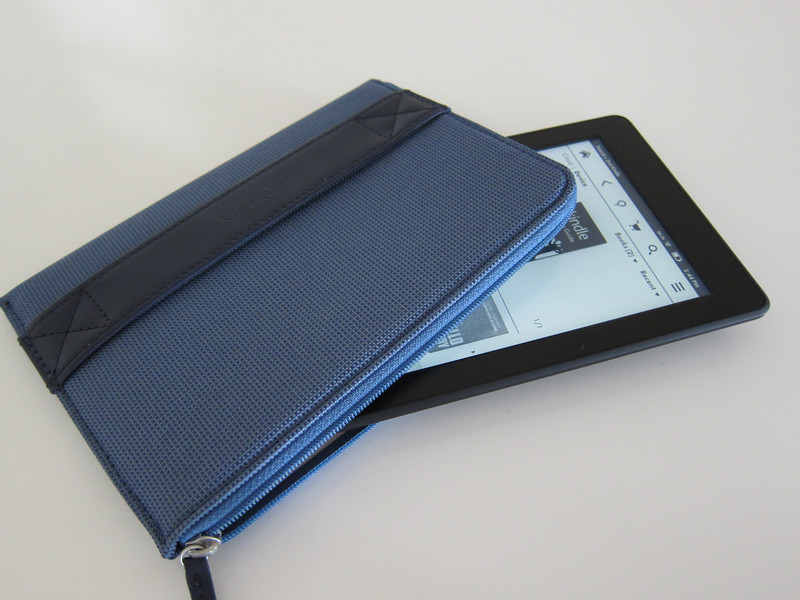 Amazon Kindle Zip Sleeve