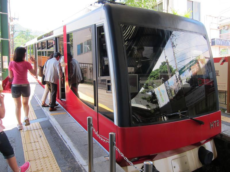 Hakone Free Pass from Gora to Sounzan Via Cable Car