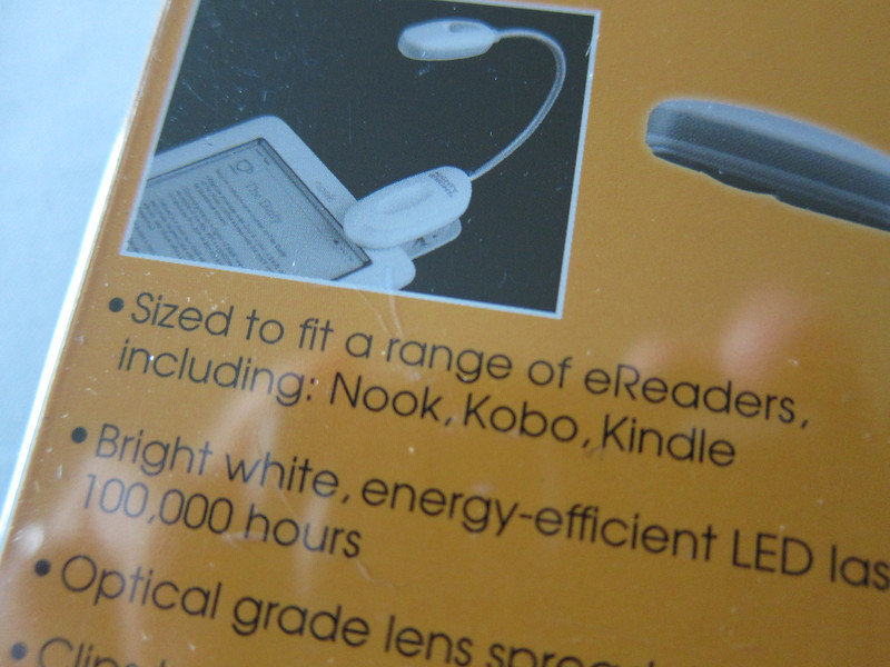 Mighty Bright LED Lamp for Kindle