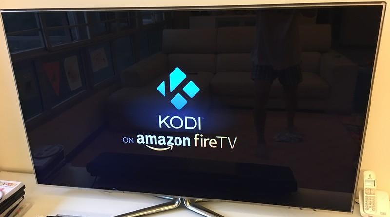 Upgrading Kodi through Amazon Fire TV Utility