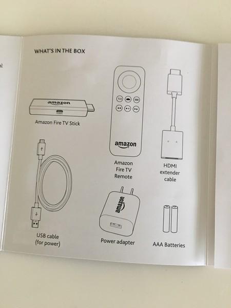 Amazon FireTV Stick Singapore