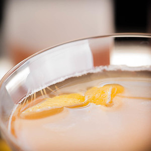 Gold Rush Cocktail (detail), photo © 2014 Douglas M. Ford. All rights reserved.