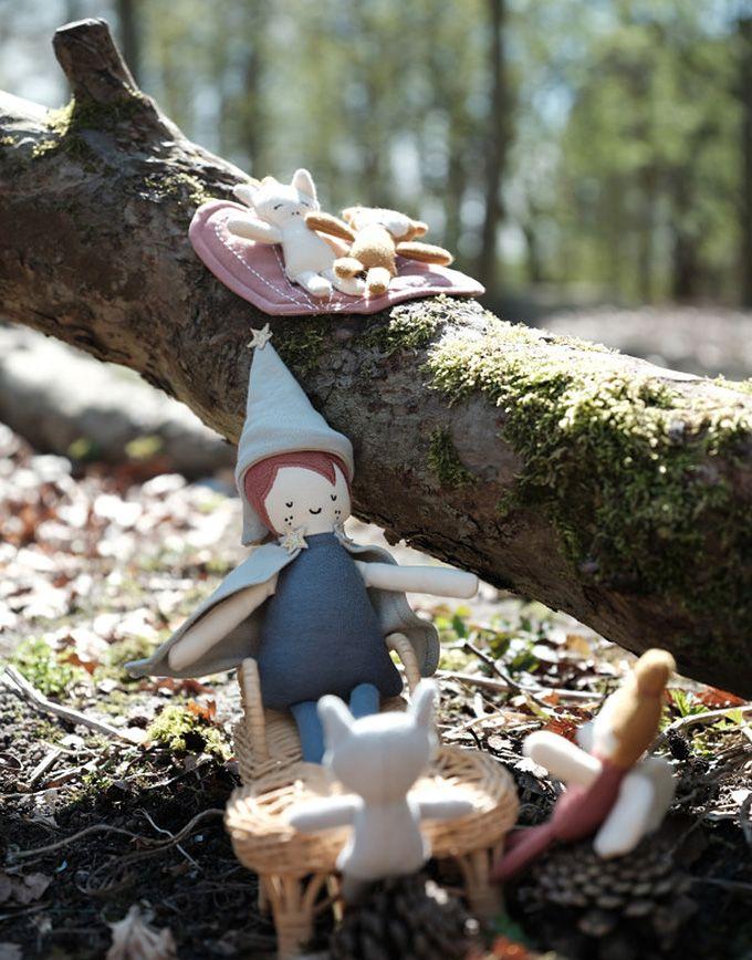 Knuffelpop - Wizard