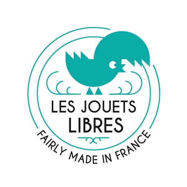 Les jouets libres - Logo