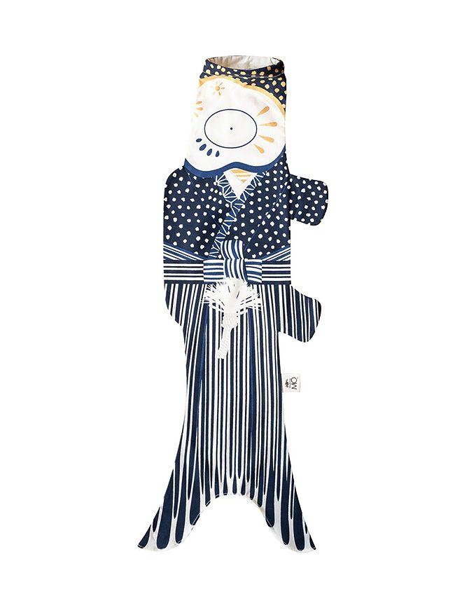 Speelse windzak Koinobori – Kimono Boy