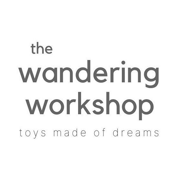 The wandering workshop - Logo