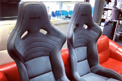 duell racing seats