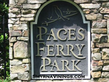 Paces Ferry Park - Smyrna Vinings Homes