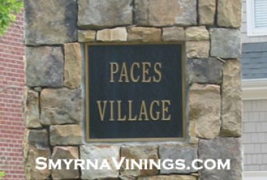 Paces Village - Smyrna Homes