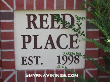 Reed Place - Smyrna Homes