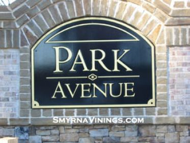 Terraces at Park Avenue - Smyrna Townhomes