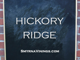 Hickory Ridge - Smyrna Homes