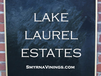 Lake Laurel Estates - Smyrna Homes