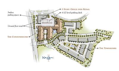 Vinings Main Site Plan