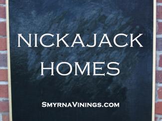 Nickajack Homes
