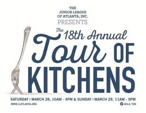 tour of kitchens 2015