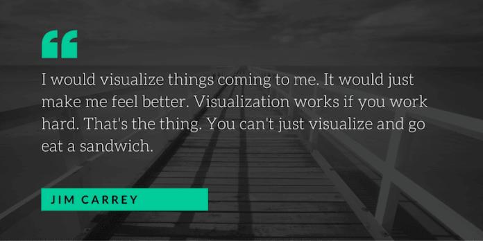 jim carrey motivational quote