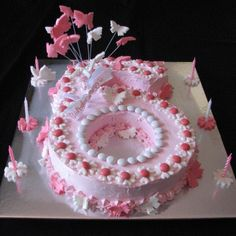 Fabulous Girly Cakes For A 6 Year Old The Cake Boutique Personalised Birthday Cards Vishlily Jamesorg