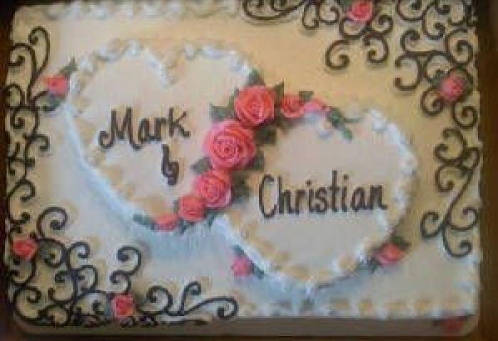 Wedding Sheet Cake Ideas Kinds Of Cakes Onteevocom