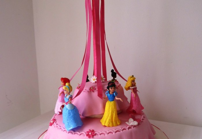 6 Princess Birthday Cakes For 9 Year Old Girls Photo 4 Year Old
