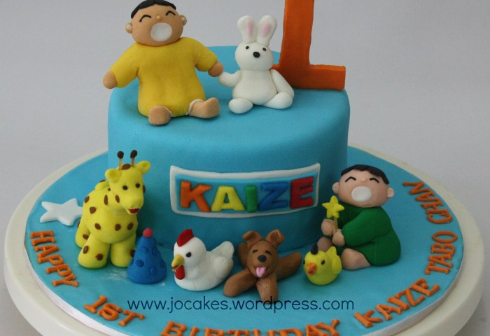 Top 20 Birthday Cake For 1 Year Old Boy Home Inspiration And Diy