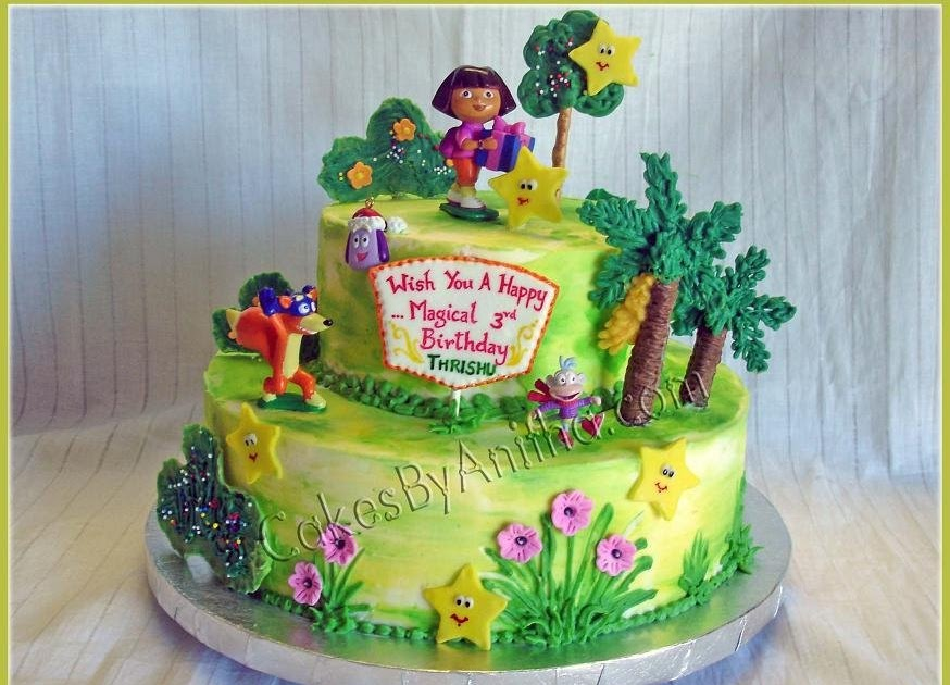 Remarkable Birthday Cake For 3 Yr Old Girl The Cake Boutique Funny Birthday Cards Online Alyptdamsfinfo
