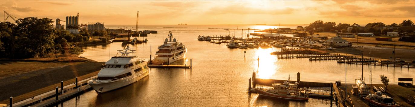 Cape Charles Yacht Center A Serene Virginia ICW Getaway