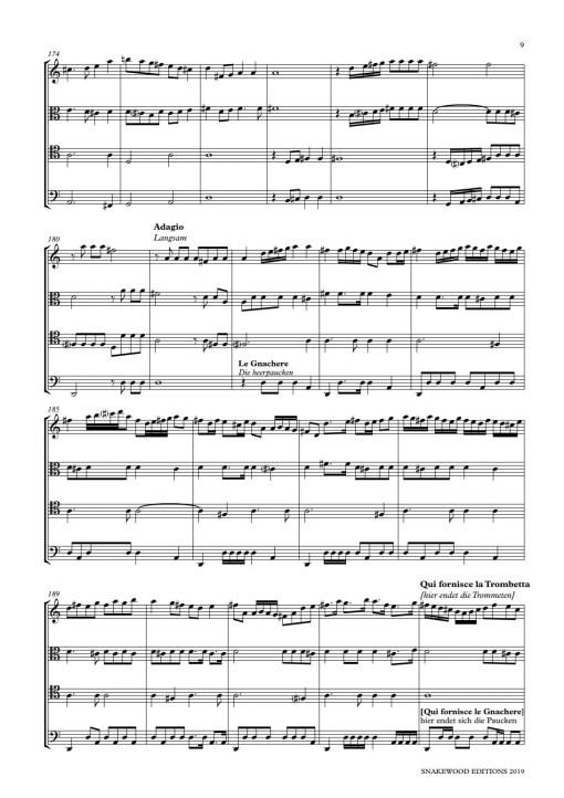 Carlo Farina – Capriccio Stravagante (Score and parts, PDF)