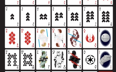 Star Wars Playing Card Deck