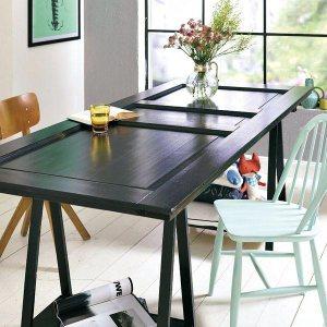 mesa con puerta diy