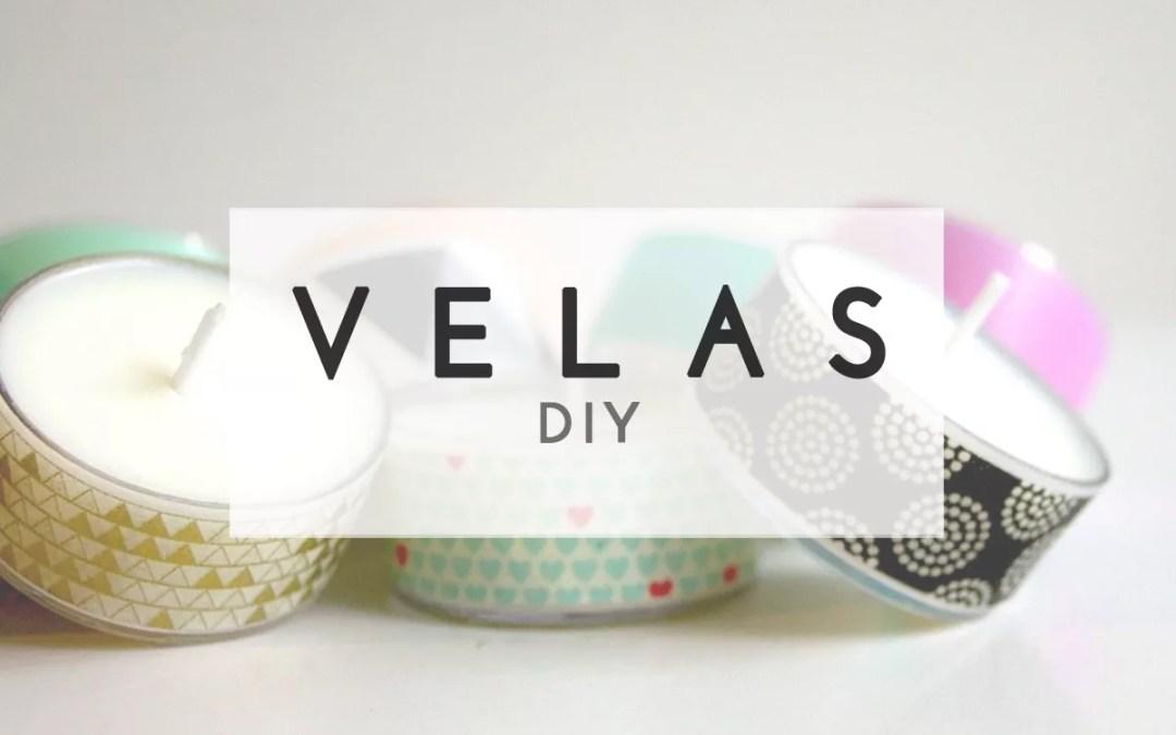 VELAS DIY