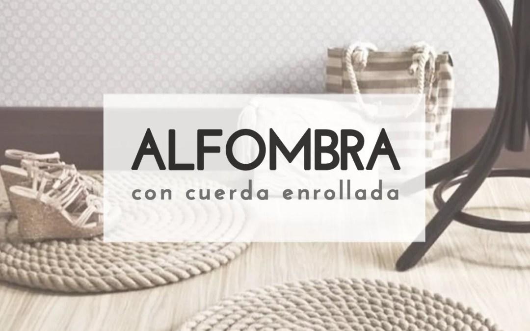 ALFOMBRA CON CUERDA