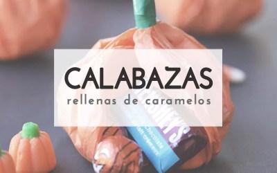 CALABAZAS SORPRESA PARA HALLOWEEN