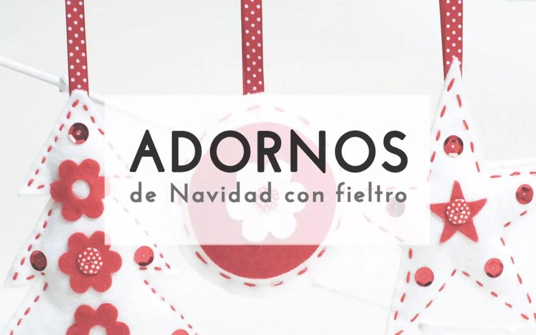 ADORNOS DIY CON FIELTRO