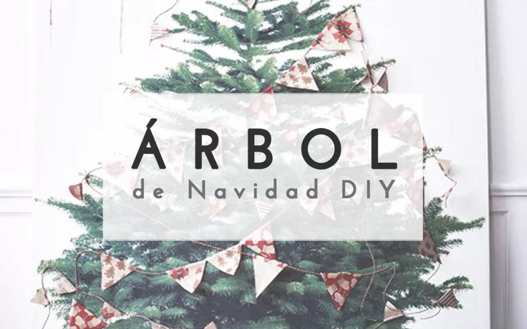 IDEAS PARA UN ÁRBOL DE NAVIDAD DIY