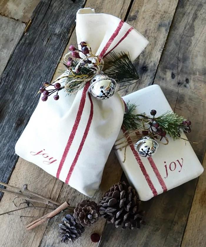 envoltorios de regalo diy