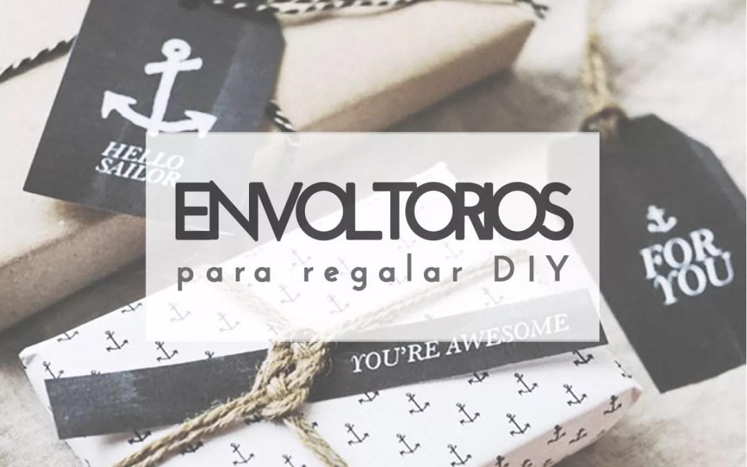 ENVOLVER REGALOS DIY