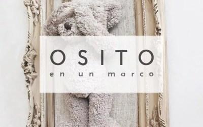 DIY CUADRO CON OSITO DE PELUCHE